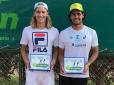 Zormann e Matos são vice-campeões no Future de Hammamet