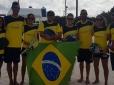 Brasileiros avançam para as quartas no Pan-americano