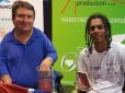 Ymanitu Silva é campeão de duplas no ITF 2 Prague Cup