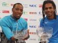 Ymanitu Silva finaliza o ano com o título na Inglaterra