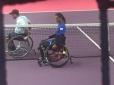 Ymanitu Silva faz estreia no NEC Wheelchair Tennis Masters