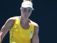 Bia cai para favorita na segunda rodada do Australian Open