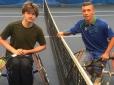 Jucélio Torquato está na semi da Masters Cup Juvenil de cadeirantes