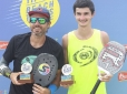 Estrangeiros dominam o ITF de Beach Tennis no Gonzaga, em Santos