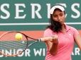Nalanda brilha em 1º dia do Roland-Garros Junior Wild Card Competition