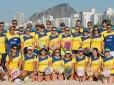 Definida equipe que buscará o bi no Mundial de Beach Tennis, na Rússia