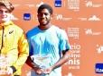 Reis vence Wild e conquista primeiro título profissional, em Curitiba