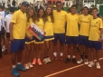 Time Correios Brasil encerra participação no Sul-Americano sub-14