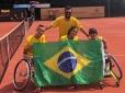 Júniors vão à final inédita no Mundial de Tênis em Cadeira de Rodas