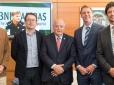 Presidente da FFT exalta parceria e circuito de tênis amador no Brasil