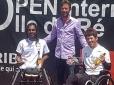 Ymanitu Silva é vice-campeão de ITF 1 Series, na França