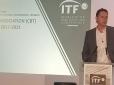 Presidente da CBT palestra na Conferência Mundial da ITF, em Londres