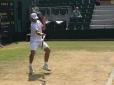 Após grande campanha, Klier para nas quartas em Wimbledon