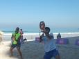 Santistas da Seleção Brasileira são campeões do Rio Beach Tennis Tour