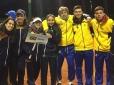 Time Correios Brasil estreia com vitória no Sul-Americano 16 anos