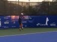 Favoritos avançam no Sesc Open de Tênis, no Distrito Federal
