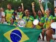 Brasil é bicampeão Mundial de Beach Tennis, na Rússia