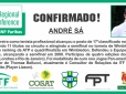 André Sá confirma presença na Conferência Regional da ITF