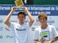 Baiano Natan Rodrigues é campeão do Bahia Juniors Cup
