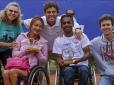 Ymanitu Silva é tetracampeão da Copa Guga de Tênis em Cadeira de Rodas