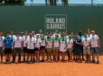 Encerrada fase classificatória do Roland-Garros Amateur Series by Peugeot