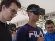 Óculos de realidade virtual é novidade no Encontro Internacional da CBT