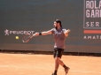 Master do Roland-Garros Amateur Series by Peugeot conhece classificados
