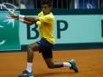 Thiago Monteiro completa Time Brasil e faz primeiro treino em Uberlândia