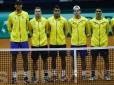 Brasil e Bélgica iniciam duelo pelo qualifying da Copa Davis, nesta sexta