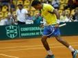 Brasil e Bélgica empatados no primeiro dia da Copa Davis