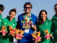 Beach Tennis brasileiro brilha nos Jogos Sul-Americanos de Praia