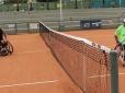 Uberlândia sedia torneio de tênis em cadeira de rodas