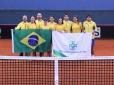 Time Brasil treina na Eslováquia, onde jogará playoff da Fed Cup