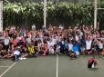 Festival Escolar contou com a presença de 120 crianças em SP