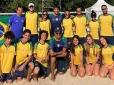 Brasil defende na Rússia o título Mundial por Equipes no Beach Tennis