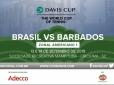 CBT dá início à venda do terceiro lote de ingressos para a Copa Davis