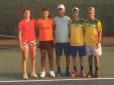 Cinco brasileiros jogam no Masters Juniors da Cosat no Equador