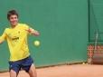 Jovens atletas treinam com o Time Brasil na semana de preparação para a Davis