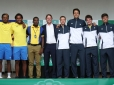 Copa Davis começa nesta sexta-feira para Brasil e Barbados
