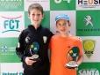 Copa Santa Catarina de Tênis define campeão na categoria 12 anos