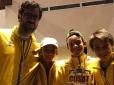 Brasil fica em terceiro lugar na Copa Cosat na Bolívia