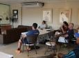Treinadores trocam experiências em palestras durante o Interclubes