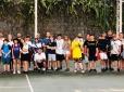 Festival Escolar de Tênis reuniu dezenas de crianças em São Paulo