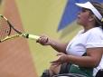 Brasileira termina o ano como melhor do ranking mundial juvenil no tênis em cadeira de rodas