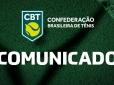Calendário do tênis nacional sofre alterações devido ao coronavírus