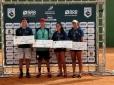 Lucius Soller e Lorena Cardoso são campeões do Campeonato Brasileiro Int ...