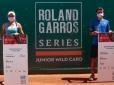 Paulistas são campeões do Roland-Garros Junior Wild Card Series by Oppo  ...