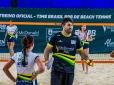 Destaques do Beach Tennis brasileiro treinam em Uberlândia entre sexta-feira e sábado