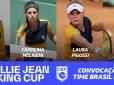 Time Brasil BRB é convocado para duelo contra a Polônia pela Billie Jean King Cup