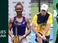 Brasileiros crescem nos rankings da WTA e da ATP